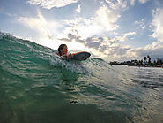 Wave Surfing/Body Boarding
