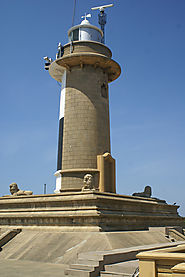 The Colombo Lighthouse