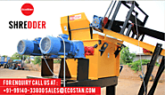 Chipper Shredder For Convenient Wood Chips - EcoStan