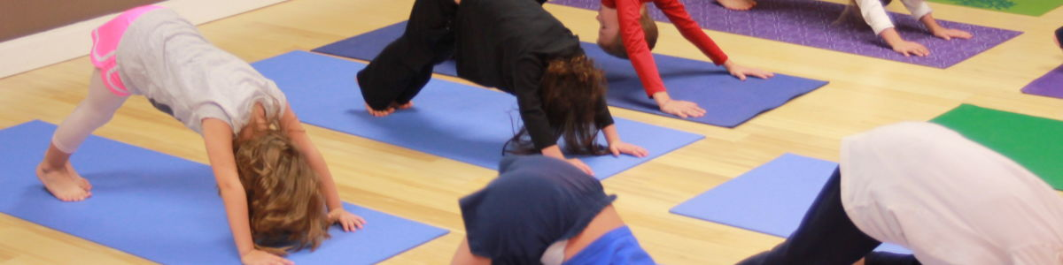 Headline for Yoga en el aula