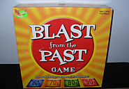 Blast from the Past Trivia Game