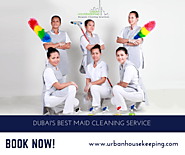 The best way to do house cleaning in Dubai