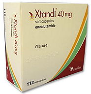 #Enzalutamide 40mg Capsules | #Xtandi Supply India | #Generic Enzalutamide Price