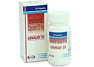 #Lenalidomide 25mg Capsules Supply | Natco #Lenalid Price India | #Generic #Cancer Drugs