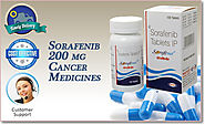 Sorafenib 200 mg Tablets Supply | Natco India Sorafenat Tablets Price | Generic Sorafenib Cancer Drugs