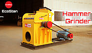 Small Hammer Mill Manufacturer for Personal Use - EcoStan