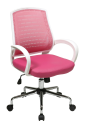 Pink Executive Office Chair