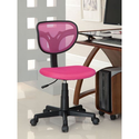 Pink Executive Office Chair - Pink Computer Chairs