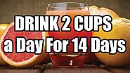 DRINK 2 CUPS a Day For 14 Days and Have a Flat Stomach - How To Lose Belly Fat in 2 Weeks