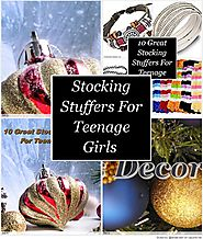 Stocking Stuffers For Teenage Girls