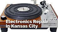 Vintage Turntable & Stereo: Stereo Repair KCMO