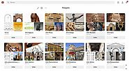 Pinterest - Catálogo global de ideas