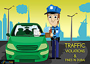 All you need to know about traffic violations and fines in Dubai