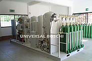 PSA Oxygen Nitrogen Gas Plant Suppliers and Exporters