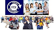 Fix your credit with Credit Fix Solutions
