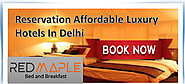 Luxury Hotel in New Delhi