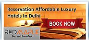 Luxury hotels in new Delhi India
