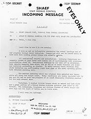 Eisenhower D-Day Memo