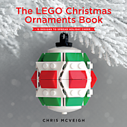 The Lego Christmas Ornaments Book