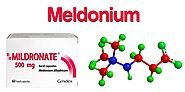 Meldonium (Mildronate) Guide | What Is It And What Does It Do? - Healthy Living Benefits