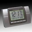 radio controlled lcd alarm clock