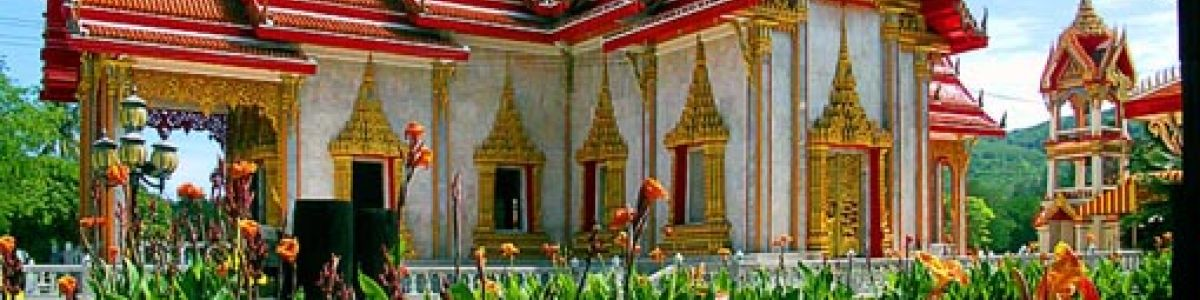 Headline for Popular Wats in Phuket – Fascinating Thai Temples