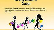 Online Shopping Deals In Dubai
