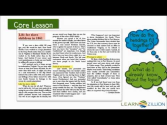 Preview A Nonfiction Text: Lesson 1 of 7 (Common Core Standards)