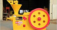 Biomass Briquette Machine | EcoStan