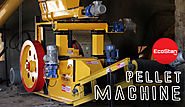 Buy Pellet Making Machine To Make Pellets - EcoStan