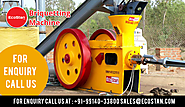 EcoStan Briquette Press, Plant & Machines