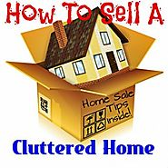 How To Sell A Cluttered Home | Real Estate Staging Tips