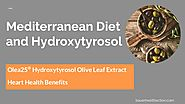 Olea25® Hydroxytyrosol Heart Health Benefits