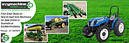 Purchase Used farm Equipment for Sale