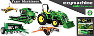 New & Used Farm Machinery for Sale Especially on The Internet