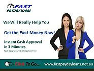 How Fast Payday Loans Seems To Be A Helpful Lending Service?