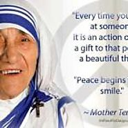 Mother Teresa (St. Teresa of Calcutta)