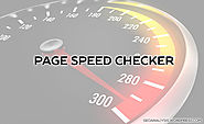 Page Speed Checker