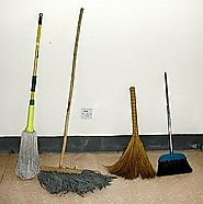 "Norwegians Hide Brooms, Mops, Brushes On Christmas Eve So Evil Spirits Can't ""Fly"""