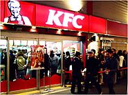 Japanese Celebrate Christmas Dinner with Sushi... and KFC