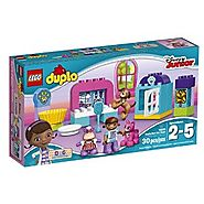 LEGO DUPLO Disney Doc McStuffins Pet Vet Care Building Kit (30 Piece)