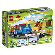 LEGO DUPLO Town Push Train Building Kit (45 Piece)