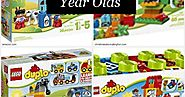 LEGO DUPLO – The Perfect Christmas Toy for 2 to 4 Year Olds