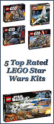 5 Top Rated LEGO Star Wars Kits