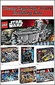 Cheap Lego Star Wars Building Kits | Listly List