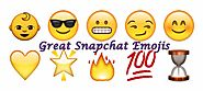 Know Meanings of All Snapchat Emoji
