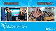 Microsoft Global Education Skype-a-Thon