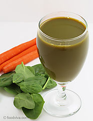 Body Cleansing Juice with Celery