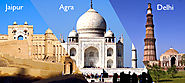 Choose online golden triangle tour India
