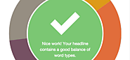Write Better Headlines: Free Headline Analyzer From CoSchedule - @CoSchedule